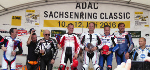 "Die Stars der ""Race of Legends"""